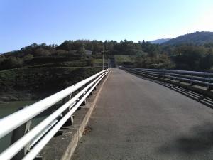 皆瀬ダム (14) 通路