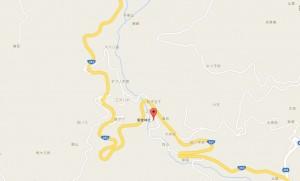 川向地区 地図