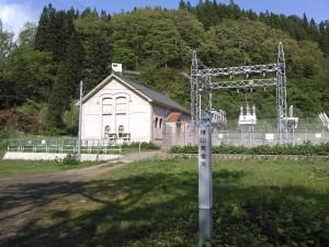 樺山水力発電所