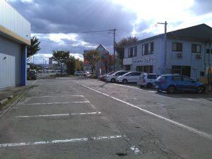 駐車場 マルタマ