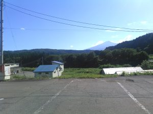 由利本荘市道の駅 鳥海山 国道108号