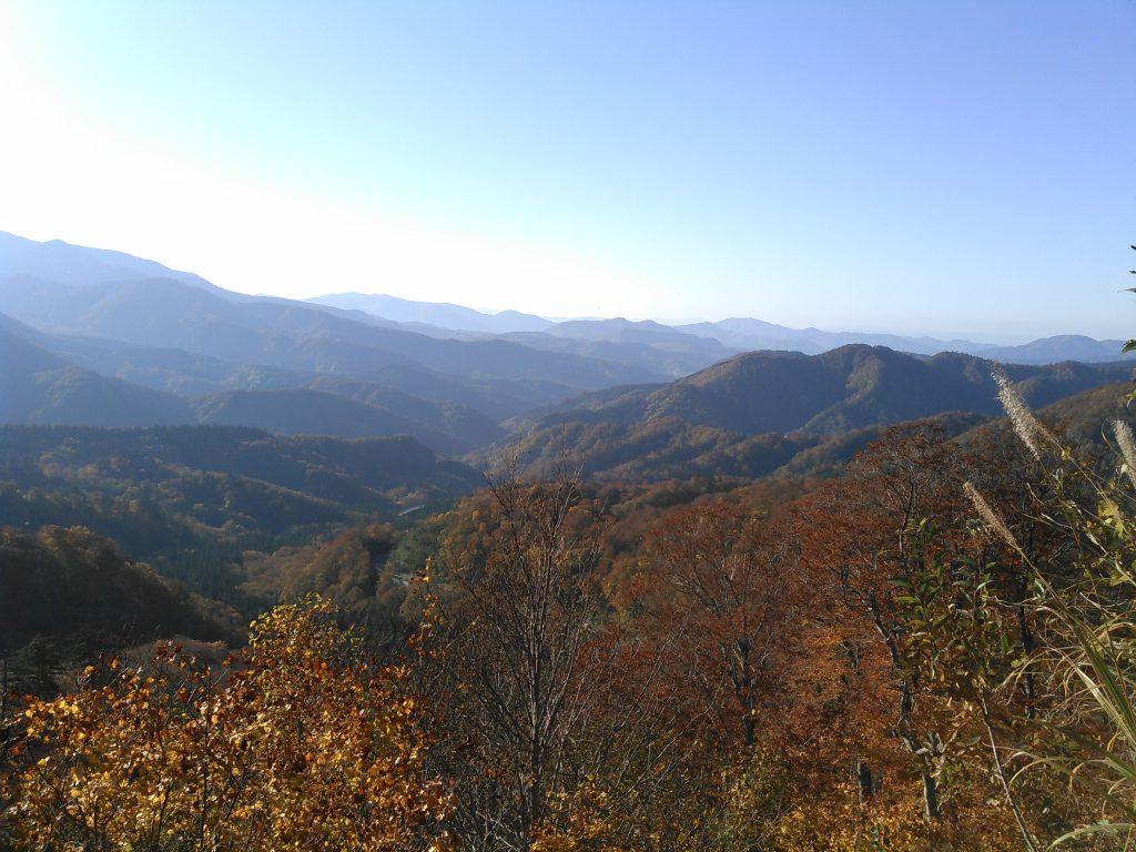 栗駒高原 紅葉