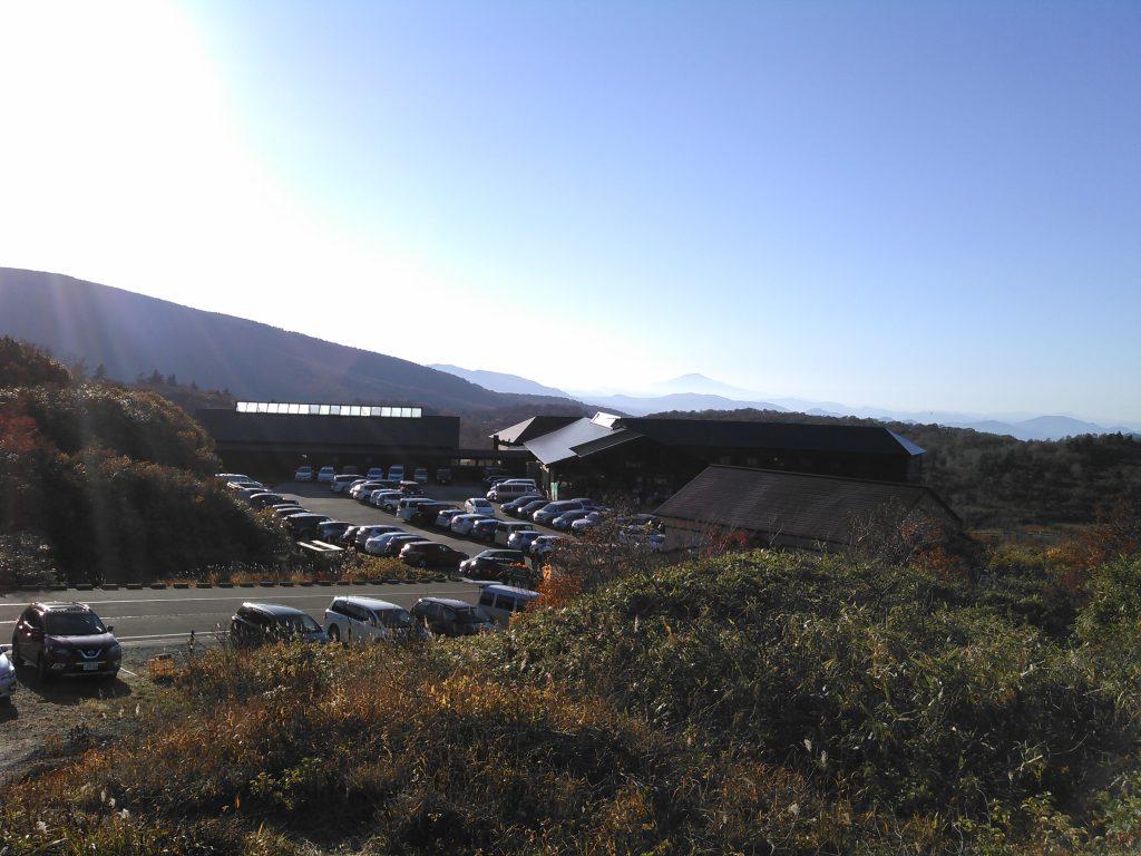 栗駒山荘 鳥海山