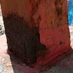 金属を保護する屋外用塗料は100均にある?キャンドゥの油性塗料はサビ止め効果なし?